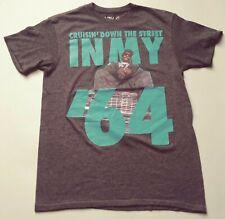 Actual Fact Eazy E Crusin Down The Street in MY 64 White NWA Tee T-shirt