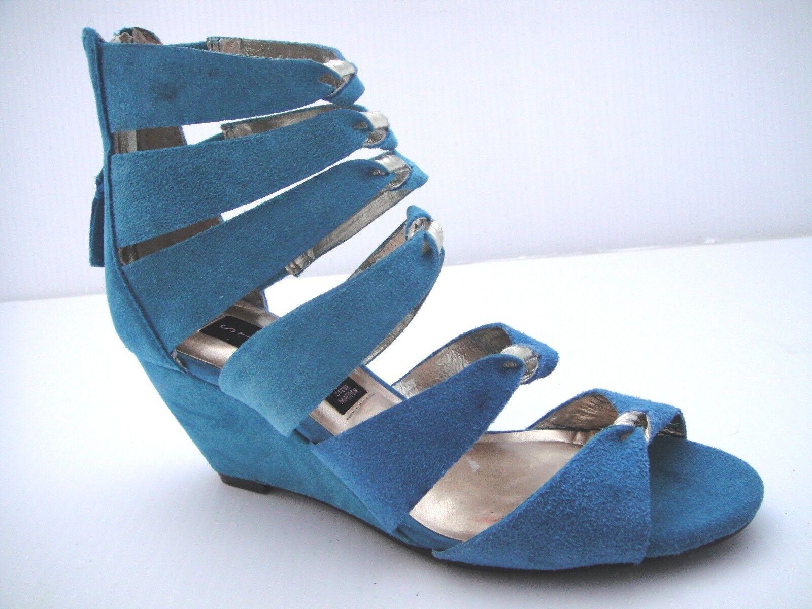 NEU STEVEN BY STEVE MADDEN GABBEY Cutout  Sandale Schuhes Damens's sz  6