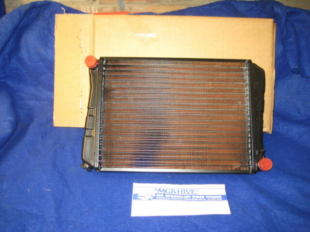 MG MIDGET 1275 CROSS FLOW RADIATOR ARA 318 1969-74 also HEALEY SPRITE 1275 A3C