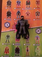 CARTOON NETWORK DC JUSTICE LEAGUE ACTION MIGHTY MINIS BATMAN S1 LOOSE UNUSED