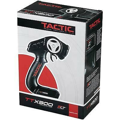 Tactic TTX300 3 canales sistema de radio SLT con TR325 TACJ 0300