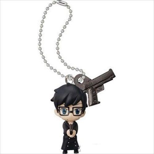 Bandai Blue Exorcist Ao no School Mascot W KeyChain Key Chain Swing Figure