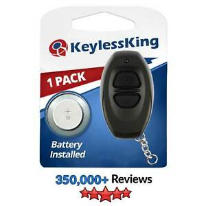 Details About Replacement For 1991 1997 Toyota Land Cruiser Key Fob Keyless Entry Car Remote