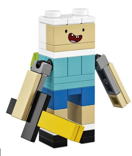 NEW LEGO FINN from Adventure Time set 21308 ideas figure