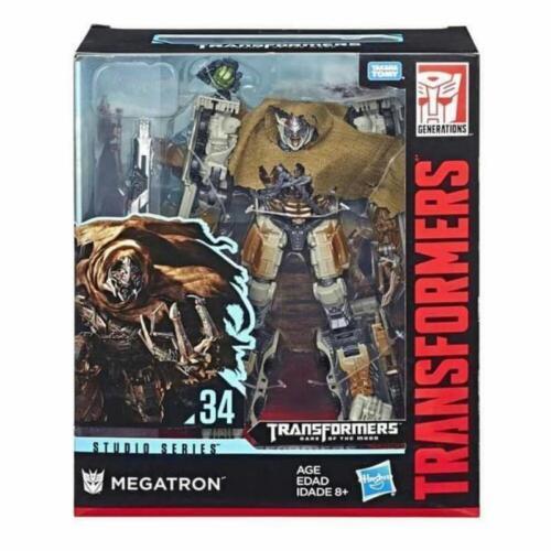 Takara TOMY Transformers Studio Series 34 DOTM Megatron Leader Class Figure
