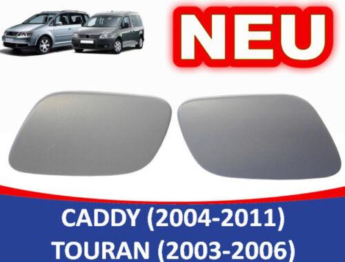 Abdeckung Düse Scheinwerferwaschanlage VW TOURAN 1T 03-06 LINKS 1T0955109 NEU