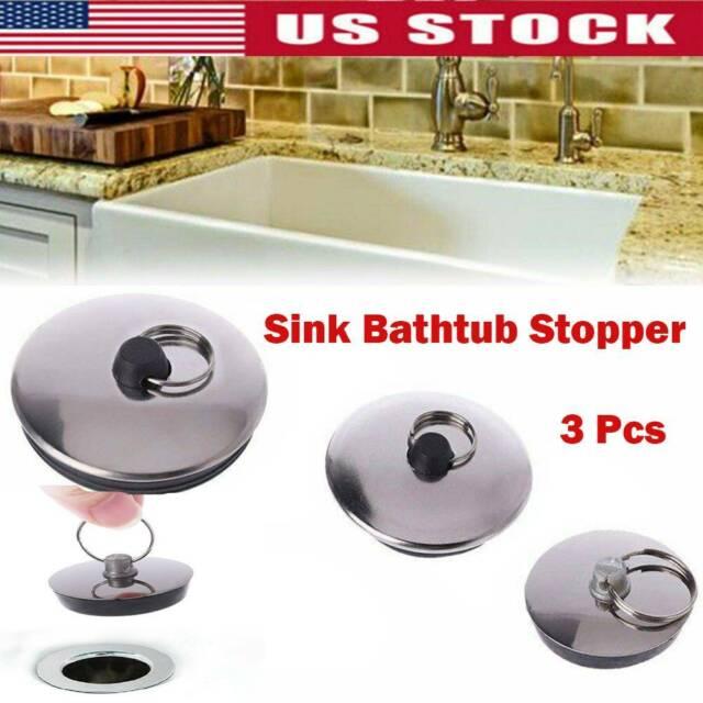 Sink Basin Bathtub Kitchen Accessories Drains Sink Plug Water Stopper Bathroom