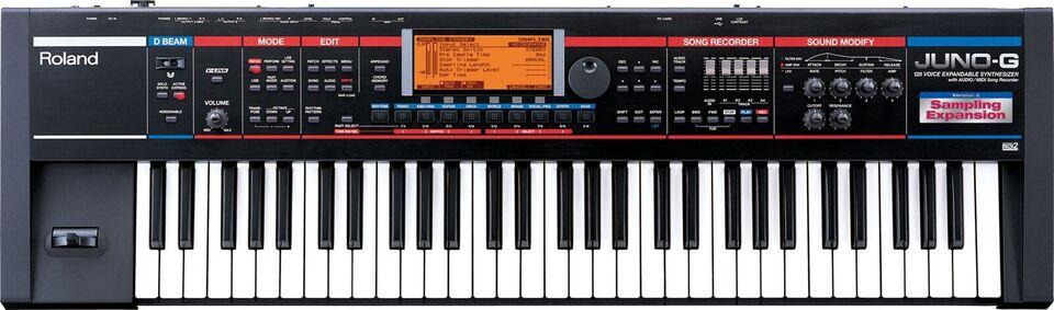 Synthesizer, ROLAND JUNO-G