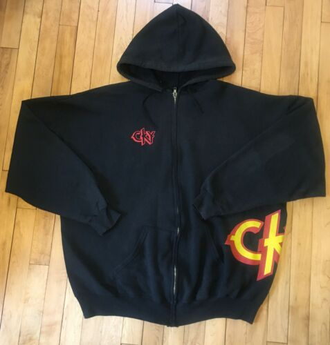 True Vintage CKY Camp Kill Yourself Hoodie BAM Mar