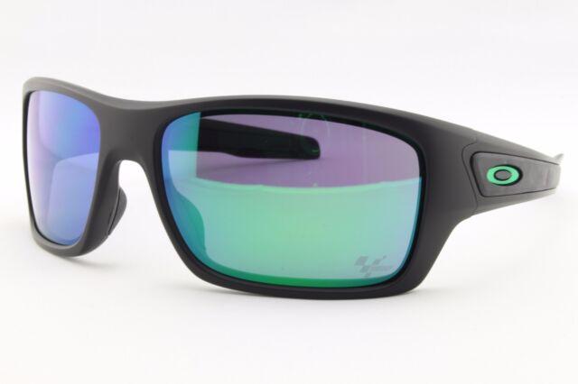 c7594a52c5 new Oakley Turbine 9263-15 Jade Iridium Moto GP Special Edition Sunglasses
