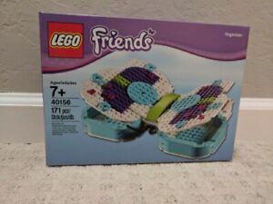 Lego 40156 Friends Butterfly Organizer Jewelry Box New Great Gift Idea Retired