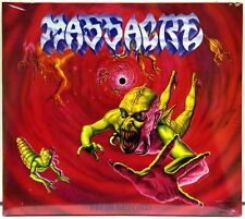 """Massacre """"From Beyond"""" CD - NEW! Inc. """"Inhuman Condition"""" EP"""
