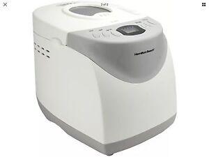 hamilton 2 lb bread machine