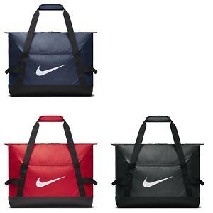 Marchitar Mayordomo Ingenioso  Nike Sporttasche Damen Herren Club Team Trainingstasche Unisex schwarz rot  blau   eBay