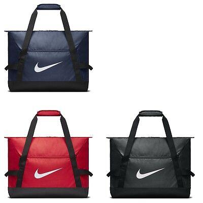Nike Sporttasche Damen Herren Club Team Trainingstasche Unisex schwarz rot blau | eBay