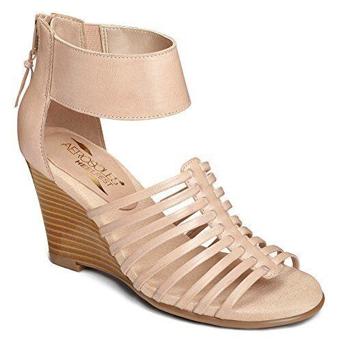 Aerosoles LOS VEGAS Womens Los Vegas Wedge Sandal- Choose SZ color.