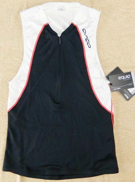 Orca Core Tri Tank FVC2 Herren NEU Laufshirt Triathlon Top