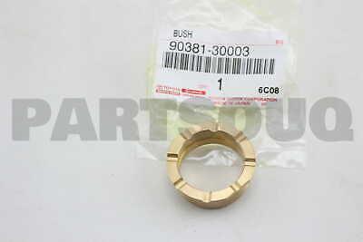 9038130006 Genuine Toyota BUSH FOR STEERING KNUCKLE RH//LH 90381-30006