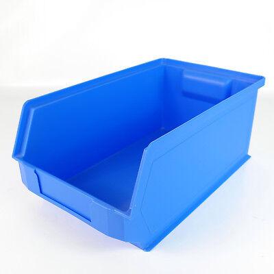 10x Sichtlagerkasten Regalbox Sichtlagerbehälter 350x200x150 Lagerbox Box Kasten Durchblutung Aktivieren Und Sehnen Und Knochen StäRken