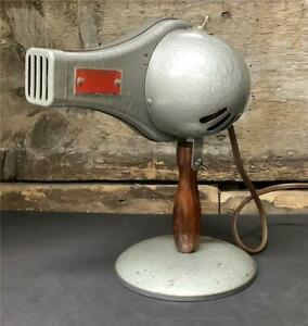 Vintage Metal Hair Dryer #821 with Stand  Superior Electric Products Corp