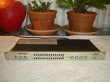 Ibanez MSP 1000, Compressor, Equalizer, Notch Filter, Vintage Rack