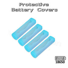 Protective Silicone Cover / Sleeve / Case for 18650 Battery / U.S. Seller