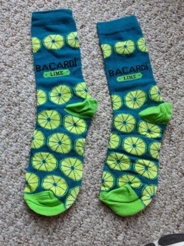 Bacardi Lime Socks fun socks would make a great gift