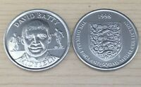 SAINSBURYS World Cup 1998 England football player coin – VARIOUS