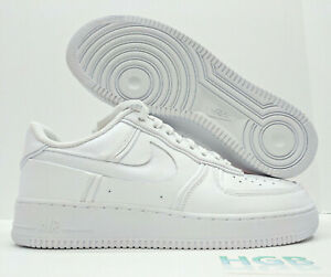 a73020289086c Nike Air Force 1 John Elliott AF1 Triple White Authentic AO9291-100 ...