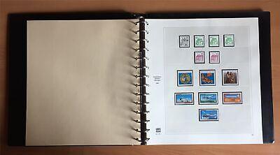 Berlin Sammlung 1980/87 Komplett Postfrisch ** Safe-album Alleine Np 120.- S329