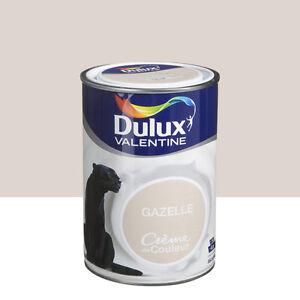Dulux valentine quick dry satinwood gazelle 2x1 for Www duluxvalentine com visualizer