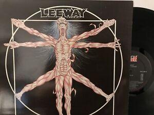 Leeway-Born-To-Expire-LP-1989-Profile-Records-PRO-1257-NM-NM