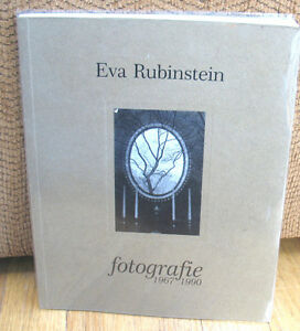 Details about SIGNED Eva Rubinstein Fotografie 1967 1990 94 Photographs PB