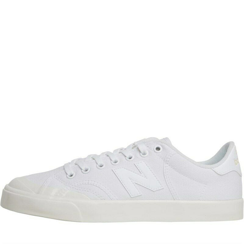 New Balance Pro Court Casual Mens Trainers Sneakers White Size UK 7-12 N1186