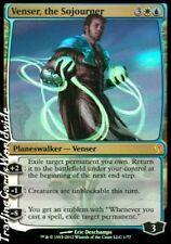 Venser, the sojourner // FOIL // NM // DD: Venser vs. Koth // Engl. // Magic