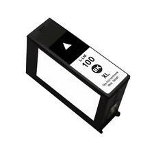 Compatible For Lexmark # 100XL black Ink 100 XL Prevail Pro705 Prospect Pro205