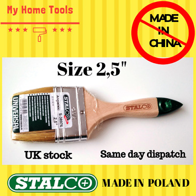"SupaDec DIY Decorating Paint /& Varnish Brush 2/""//50mm FREE P/&P"