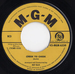 RAY-ELLIS-CHEEK-TO-CHEEK-ALL-OF-YOU-MGM-Records-ULTRA-RARE