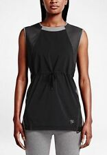 NWT Nike Bonded Sleeveless Top Sz L 100% Authentic 726017 091 Retail $65
