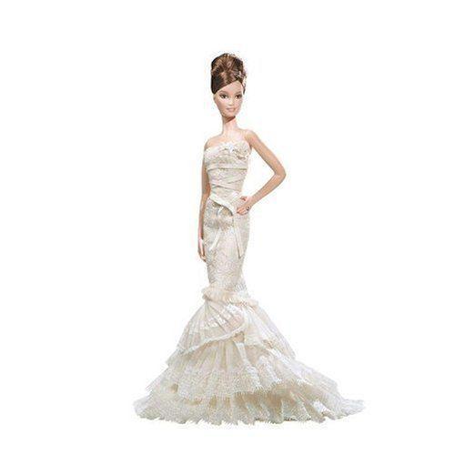 Barbie Gold Bride Label Vera Wang Bride Gold The Romanticist 9646c2