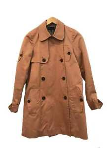 Designer A.P.C Size 34 Fr 6 Au Stunning Trench Style Women's Coat by A.P.C