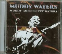 Muddy Waters - Muddy mississippi Waters - Cd -