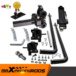 800LB-365KG-Tow-Bars-Weight-Distribution-Hitch-Level-Riders-for-Caravan-RVs