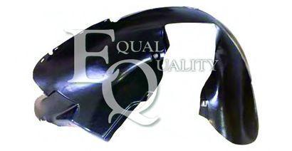 Passaruota anteriore Sx Benzina NISSAN QASHQAI // S1098 EQUAL QUALITY Copertura