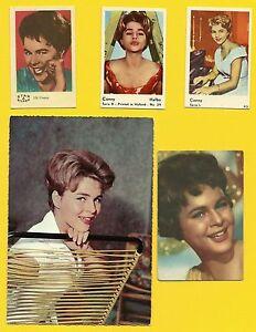 Conny-Cornelia-Froboess-Fab-Card-Collection-Goldene-Schallplatte-Derrick-D
