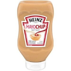 Details about Heinz Mayochup Saucy Sauce Squeeze Bottle (1-16 5 OZ Bottle)