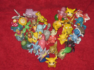 Tomy-Pokemon-Figur-zur-Auswahl-3-5-5cm-gebraucht-Sammelfigur-G10n