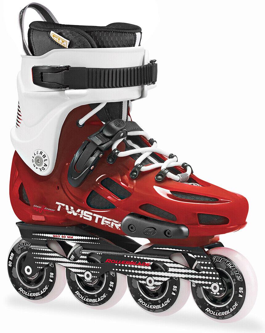 ROLLERBLADE Free Skates TWISTER TWISTER TWISTER LIMITED Inline Skate rot Inlineskates Free 4051e8