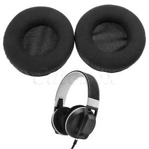 Black-Earpads-Ear-Pad-Cushion-For-Sennheiser-Urbanite-XL-Headphones-Replacement