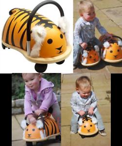Rullybug Tiger - stor